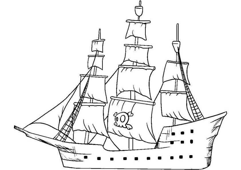 ausmalbilder schiffe-14