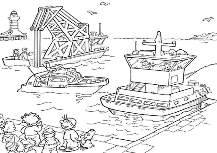 ausmalbilder schiffe-16
