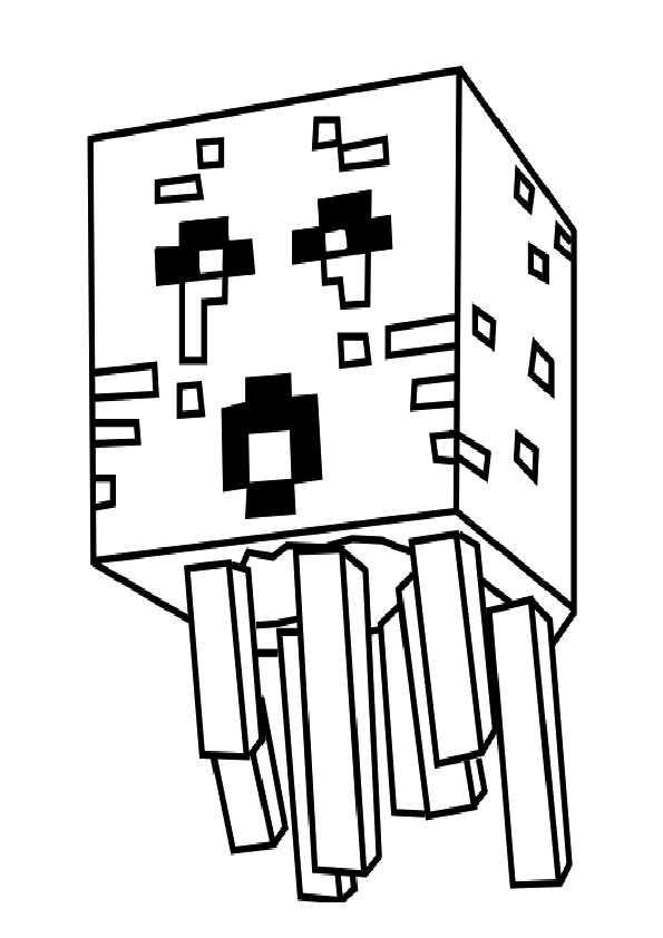 ausmalbilder minecraft-6