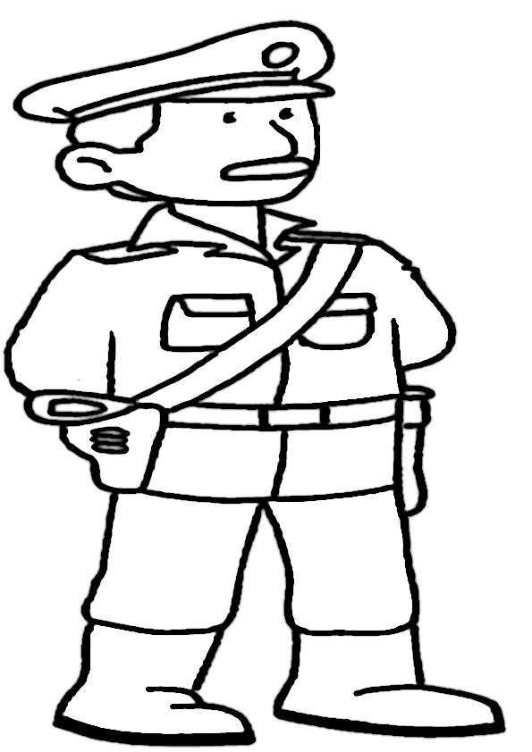 ausmalbilder polizei-2