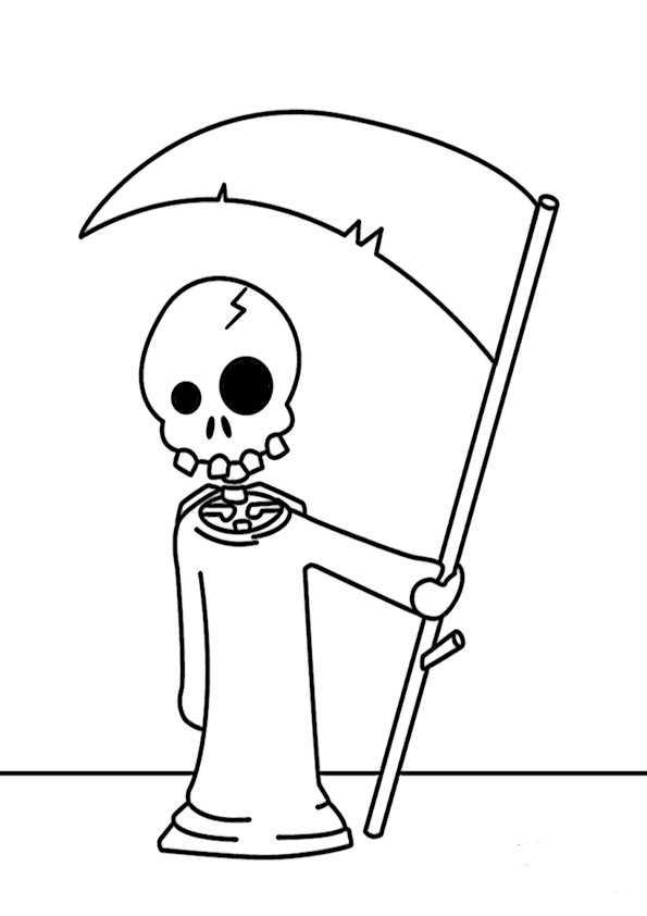 Erfreut Druckbare Malvorlagen Halloween Zeitgenössisch - Ideen ...