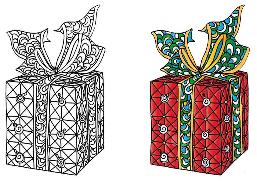ausmalbilder weihnachten-127