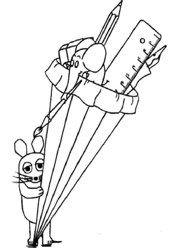 ausmalbilder schultüte-4